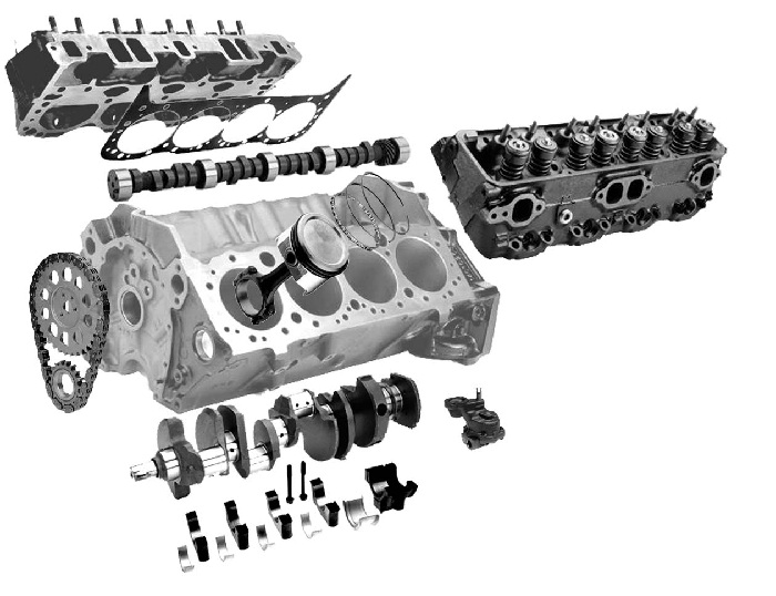 Engine Spare Parts - Generator Engine Spare Parts, Diesel Engine ...